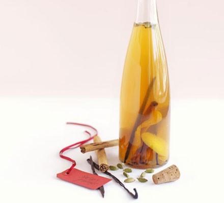 Spiced arancello