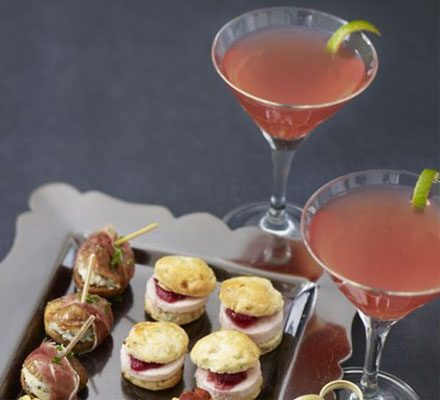 Christmas Cosmopolitan Recipe Bbc Good Food