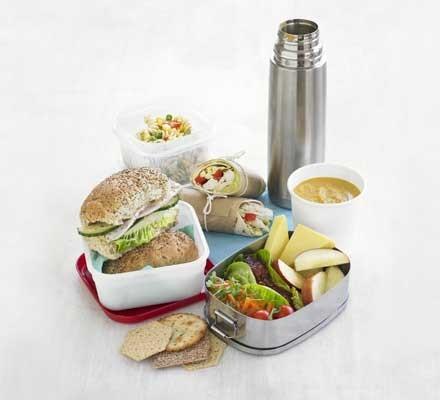 Lunchbox mains