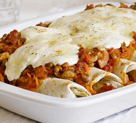 Enchilada Recipes Bbc Good Food