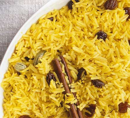 Yellow Rice Recipe Bbc Good Food
