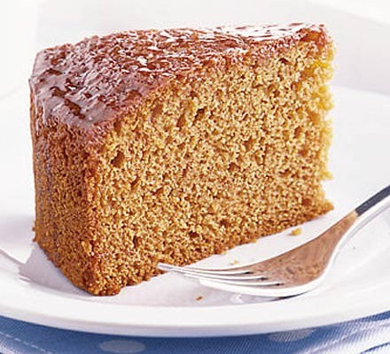Devonshire honey cake