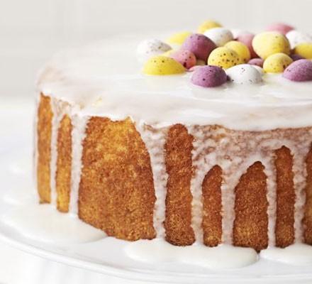 Lemon & orange cake
