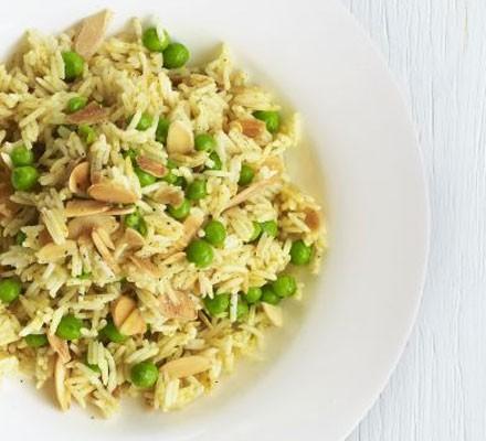 Super-quick Indian rice
