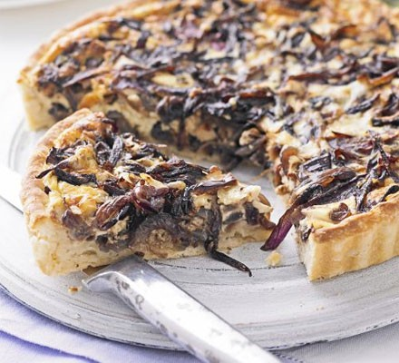 The ultimate makeover: Onion tart