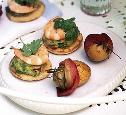 Prosciutto & rosemary potatoes