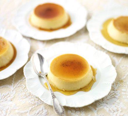 Crème caramel image