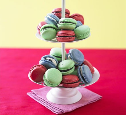 Macarons Recipe Bbc Good Food