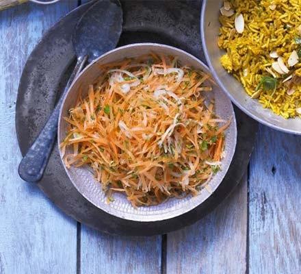 Carrot & cumin salad