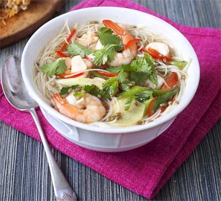Hot Sour Fish Soup Recipe Bbc Good Food