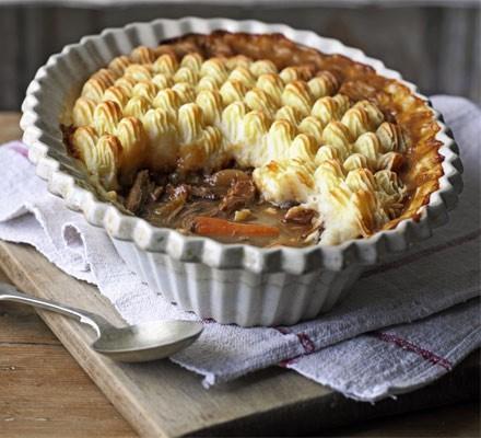 Cottage pie bake