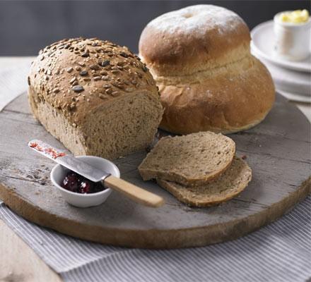 Easy-bake bread