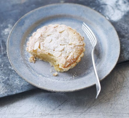 Lemon bakewell tarts