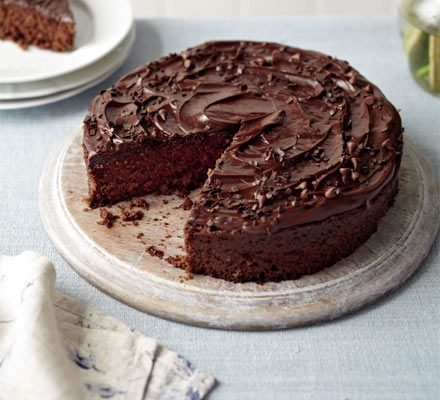 Microwave Chocolate Cake Recipe Bbc Good Food