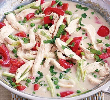 No-fry Thai curry