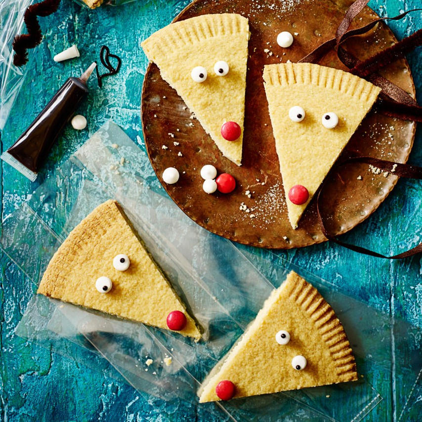 Christmas Shortbread Recipes Bbc Good Food