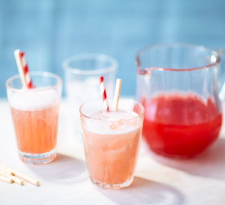 Rhubarb cordial
