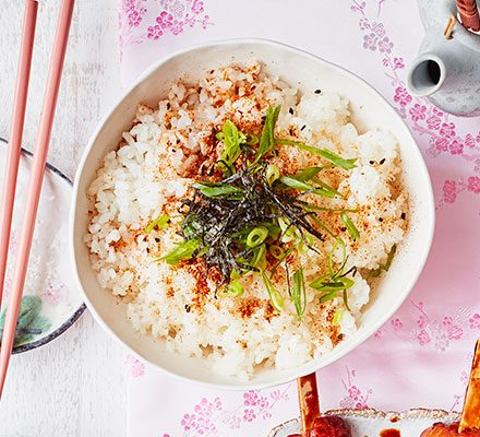 Japanese Rice Gohan Recipe Bbc Good Food