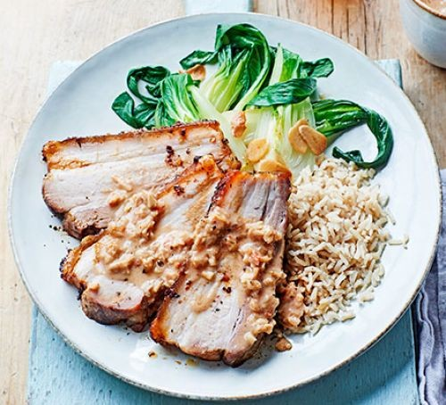 Roast Pork Recipes Bbc Good Food