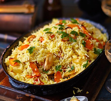 Root vegetable rice 2016