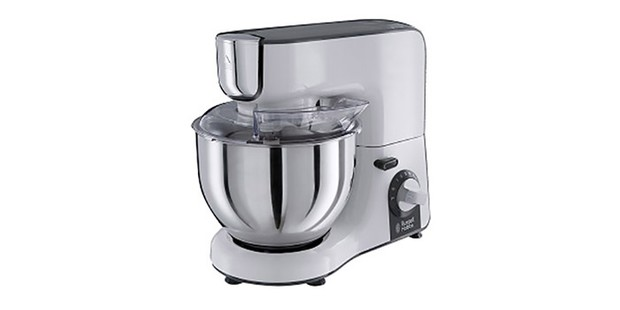 Russell Hobbs Go Create Kitchen Machine stand mixer on a white background