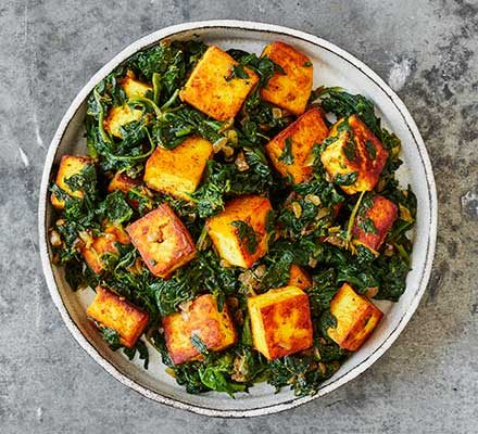Saag Paneer Recipe Bbc Good Food