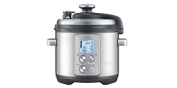 Sage Fast Slow Pro multicooker on a white background