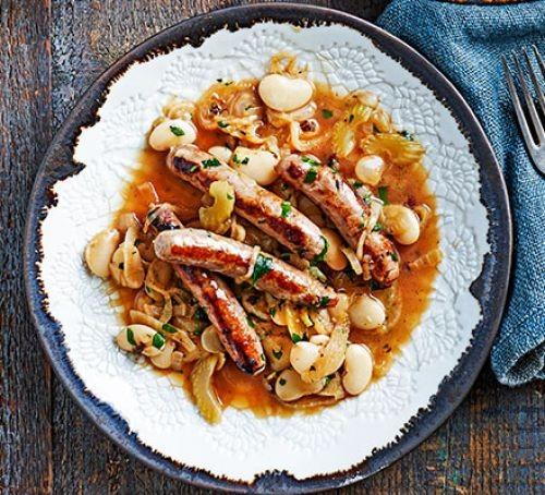 Sausage recipes - BBC Good Food