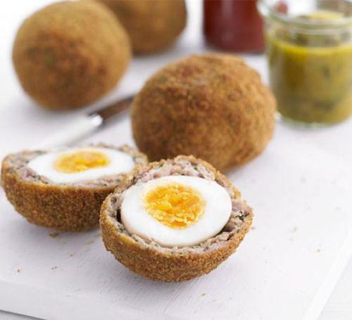 Scotch egg recipes