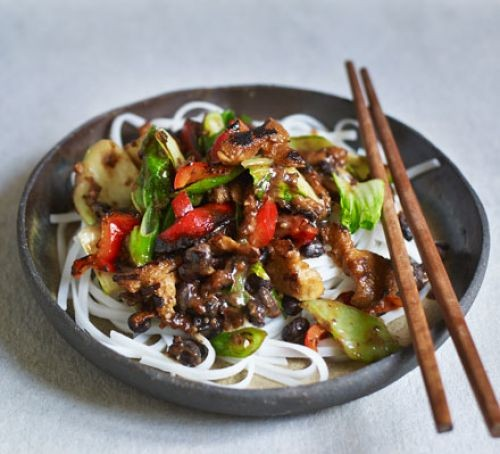 Vegan Stir Fry Recipes Bbc Good Food