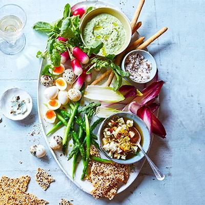 Vegetarian Party Recipes Bbc Good Food