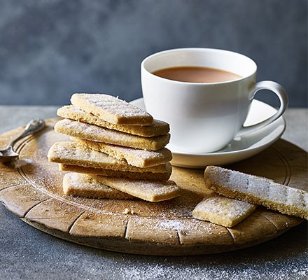 How To Make Shortbread Bbc Good Food