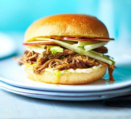 Slow Cooker Pulled Pork Recipe Bbc Good Food