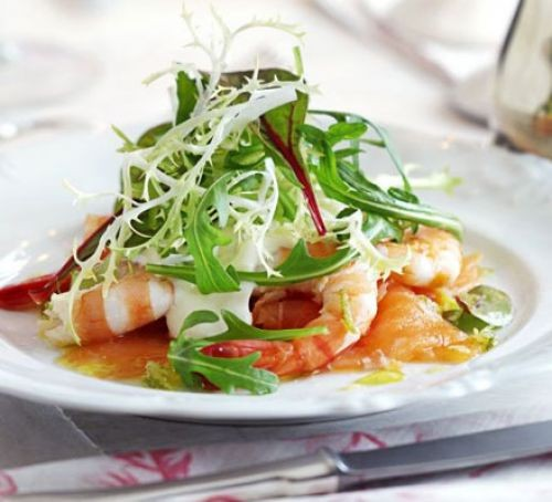 Dinner Party Starter Recipes Bbc Good Food