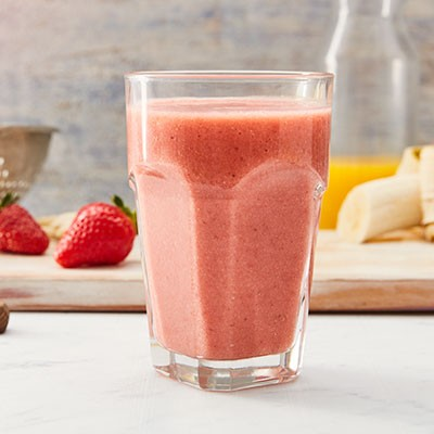 Strawberry Smoothie Recipes Bbc Good Food