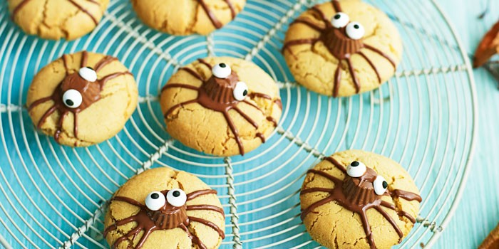 Halloween recipes to make with kids - BBC Good Food