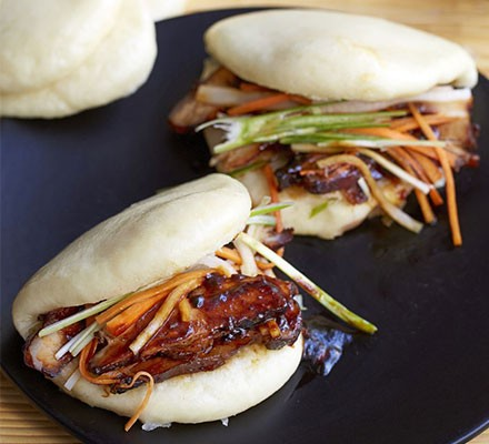 Steamed Bao Buns Recipe Bbc Good Food