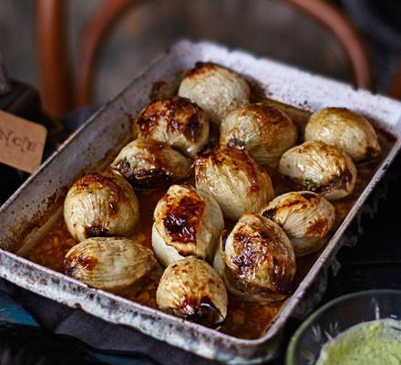 Stuffed onions 2016