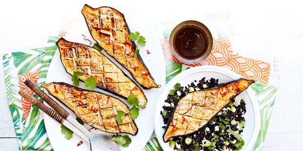 Tamarind aubergine