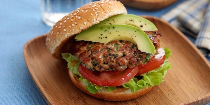 Top 10 Healthy Burger Recipes Bbc Good Food
