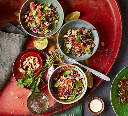 Thai Broccoli Rice Recipe Bbc Good Food