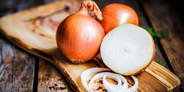 are grilled onion good for diet