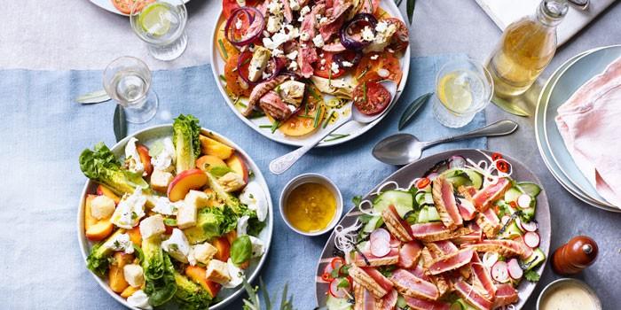 Salad Recipes Good Food