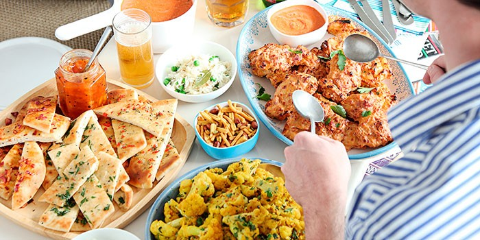 Top Tips For Healthy Indian Cooking Bbc Good Food