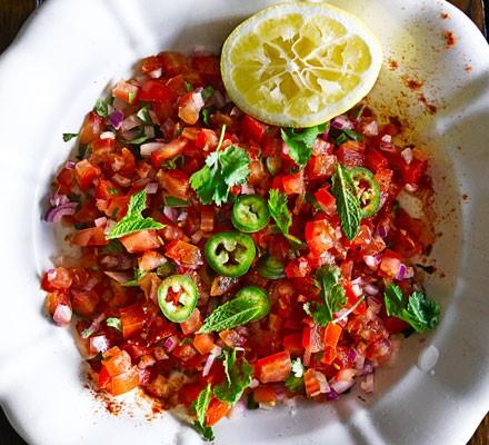 Tomato kachumber