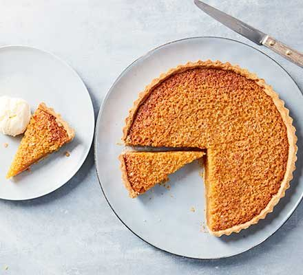 Treacle Tart Recipe Bbc Good Food