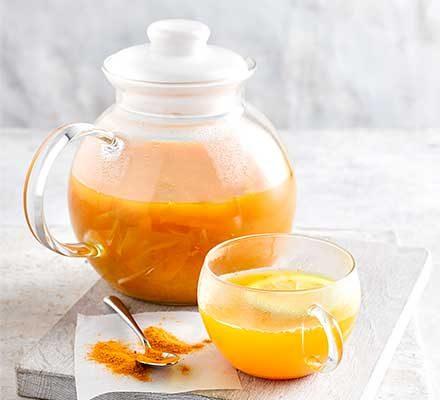 Turmeric tea image