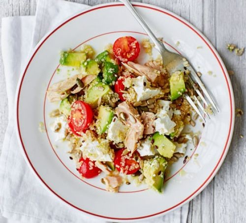 Quinoa Salad Recipes Bbc Good Food