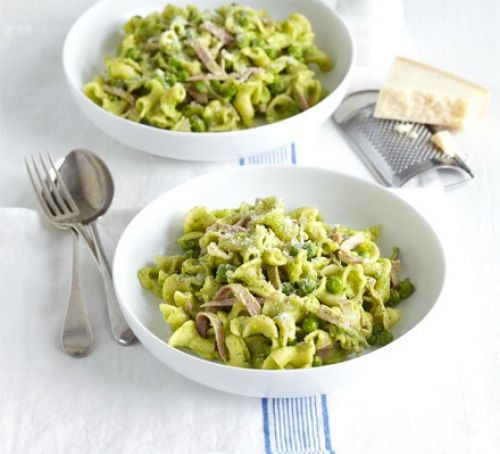 Tuna pasta recipes: Tuna & lemon pasta