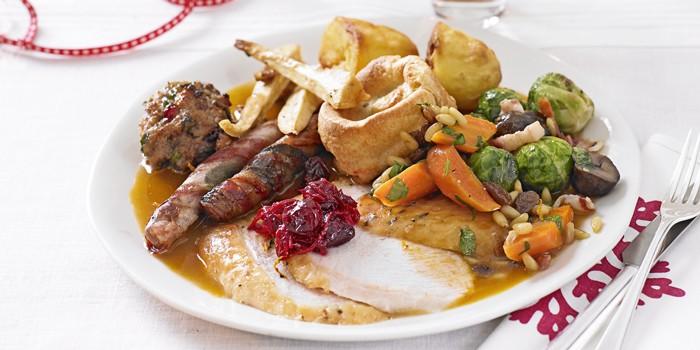 Christmas Menu Classic Dinner Bbc Good Food